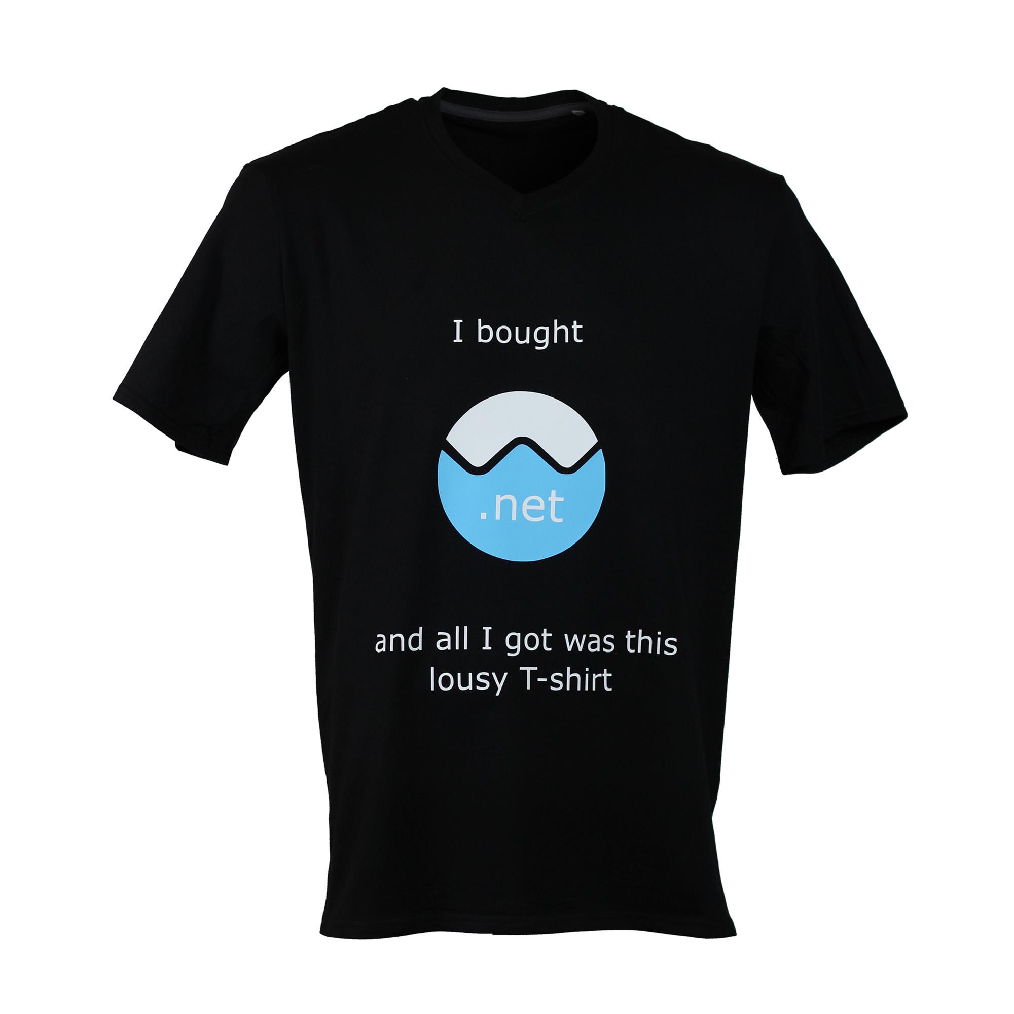 Wnet lousy shirt